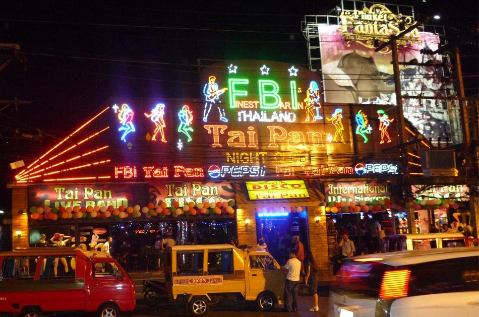 Nightlife And Entertainment in Rawai & Phuket