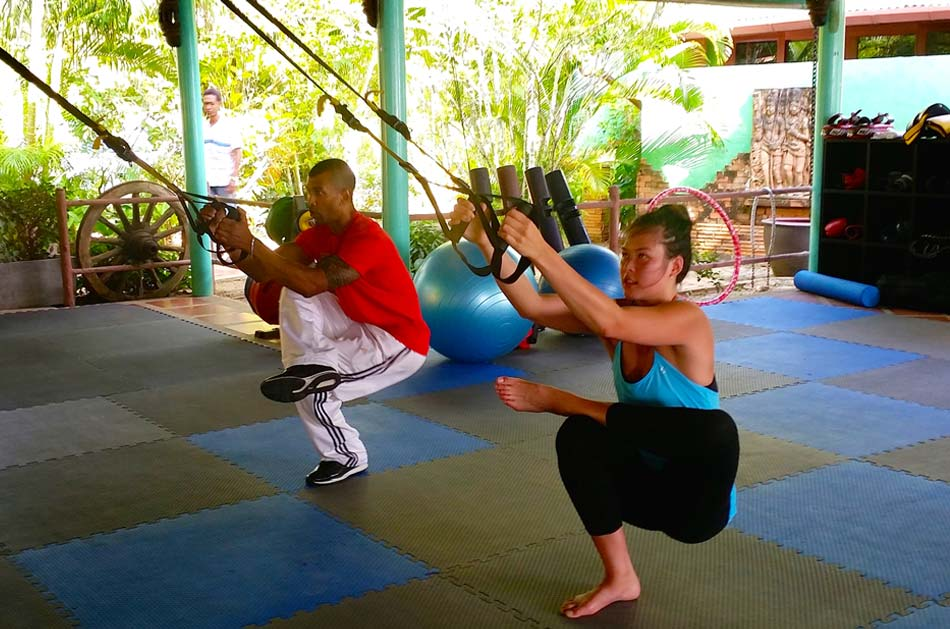 Keeping Fit in Phuket