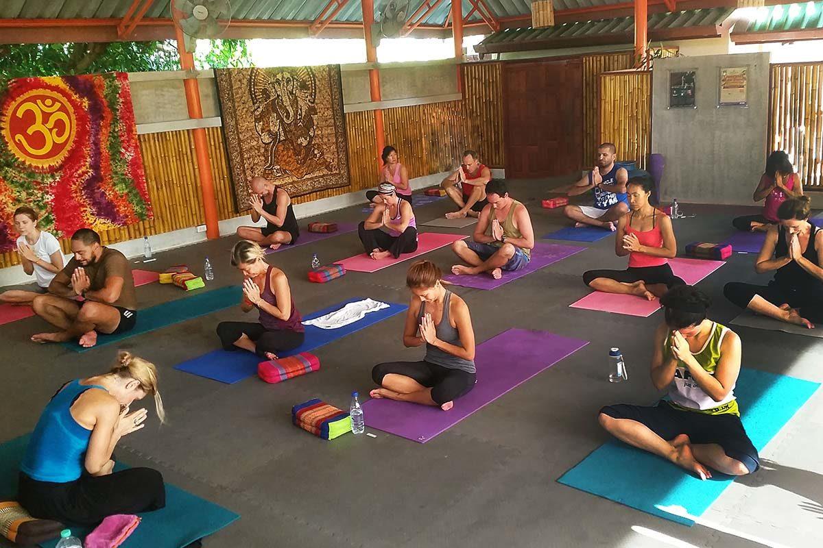Yoga Studios in Phuket