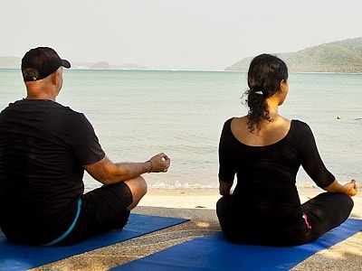 Yoga programs at Atmanjai in Rawai Phuket