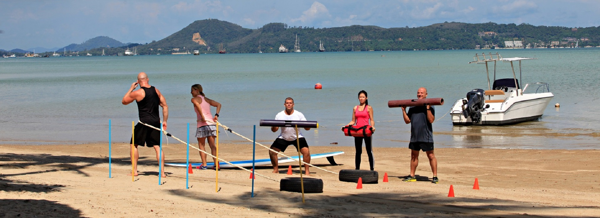 Atmanjai Yoga retreats in Rawai Phuket