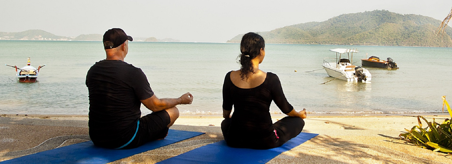 Atmanjai Fitness retreats in Rawai Phuket