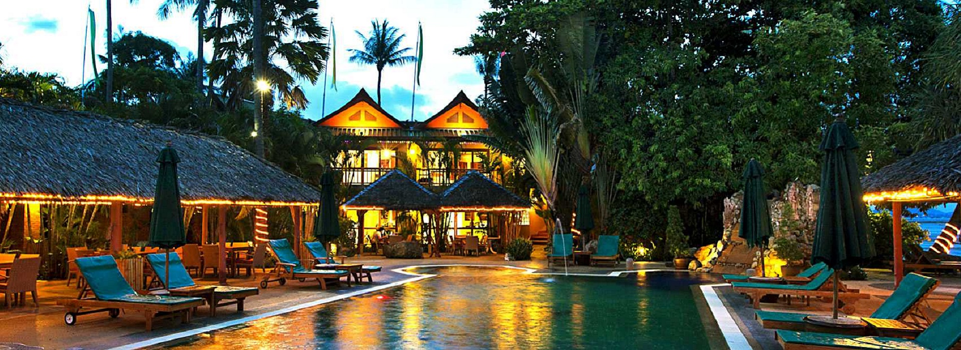 About Phuket and the Friendship Beach Resort