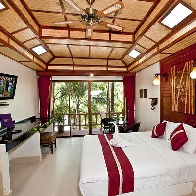 Deluxe Room at Friendship Beach Resort Rawai
