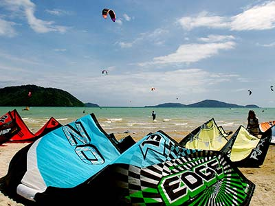 Is Thailand a Water Sports Destinations?