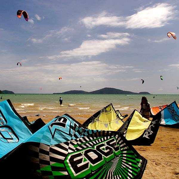 Phuket Kite Surfing